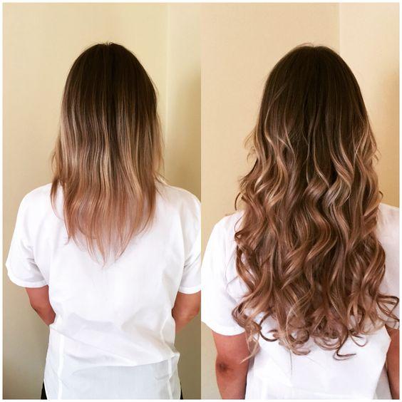 Clip Go And Slay Dream Girl Hair Extensions